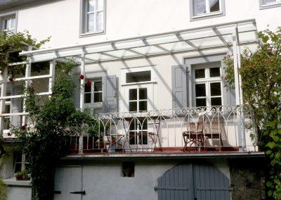 Terassenüberdachung Poltersdorf