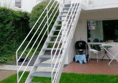 Treppenaufgang Wiesbaden